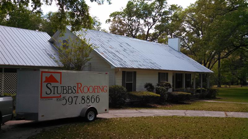 1429 Manor House Drive Stubbs Roofing Tallahassee