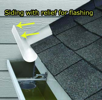 Kickout Flashing How They Work Stubbs Roofing Tallahassee