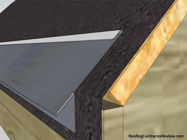 Eaves Drip Metal Stubbs Roofing Tallahassee
