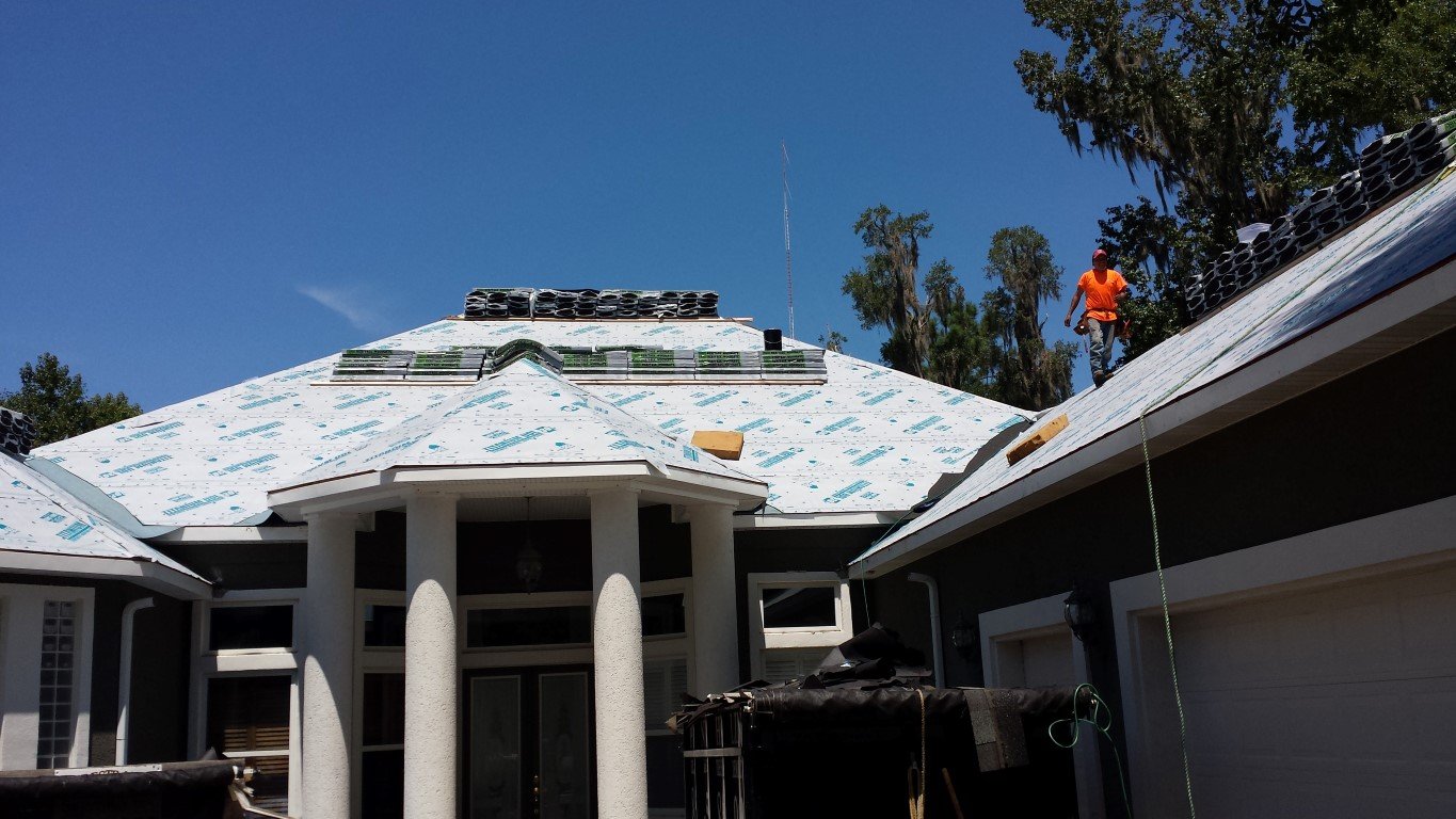 Project Location 7540 Preservation Road Stubbs Roofing