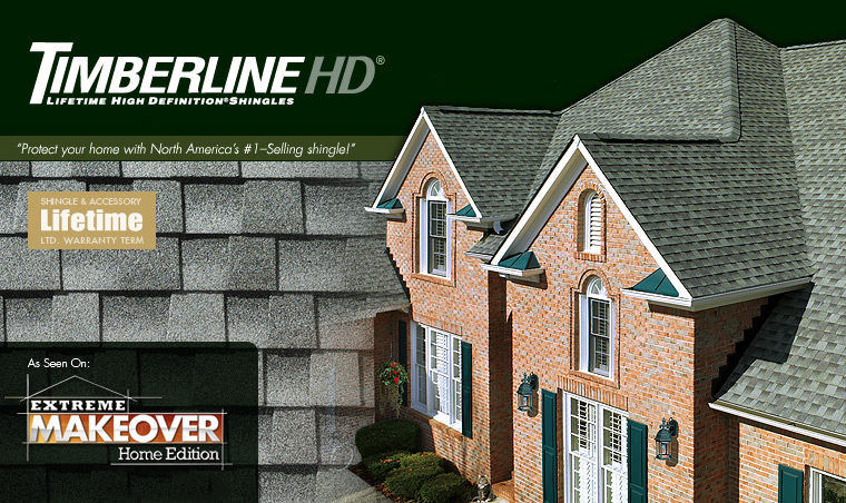 GAF | Timberline HD Roofing Shingles