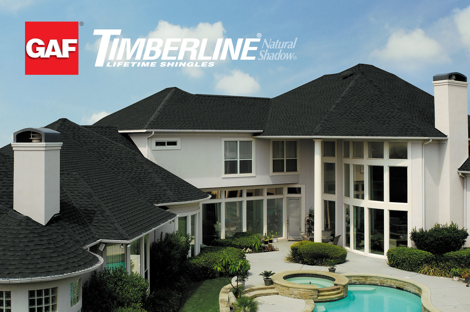 GAF | Timberline Natural Shadow Roofing Shingles